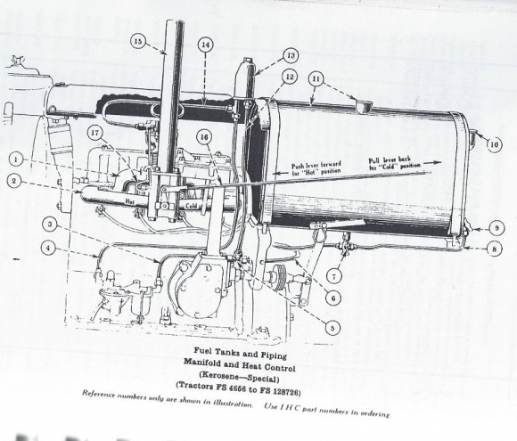 FUEL/ AIR SYSTEM